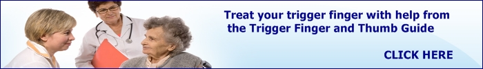 Trigger Finger Banner 12 Trigger finger surgery recovery time   What can you expect ?